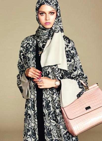 Colección Abaya de Dolce & Gabbana - Foto 1