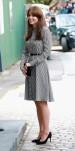 La duquesa de cambridge con vestido de ralph lauren