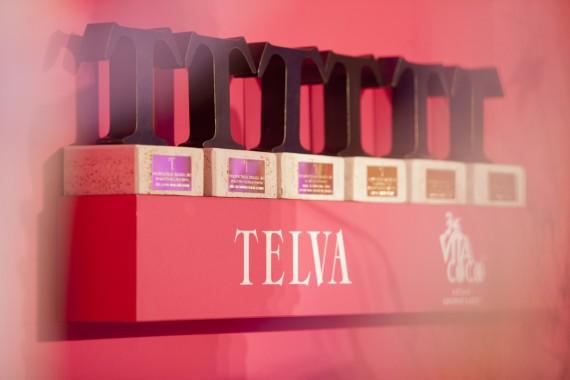 Todas las fotos de la entrega de Premios TELVA Belleza 2016