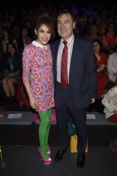 Pedro J. Ramírez y Cósima Ramírez