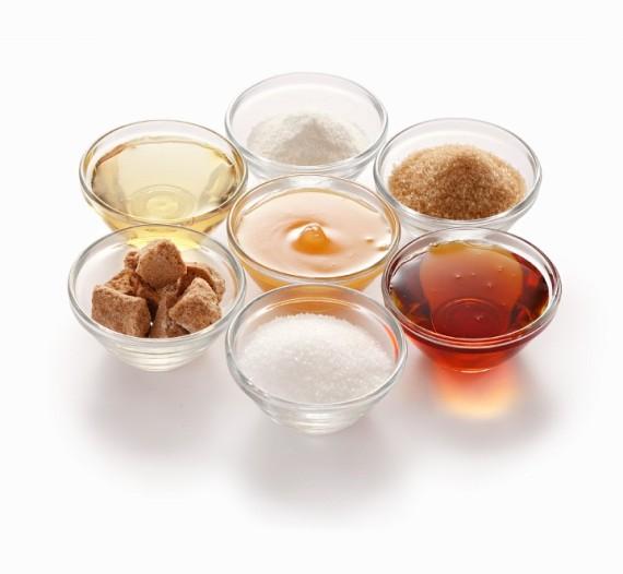 Edulcorantes naturales y nutritivos