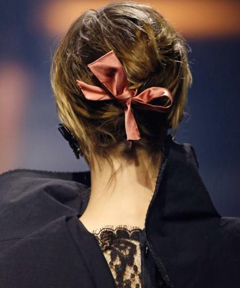 Lazos y más lazos... para tu pelo