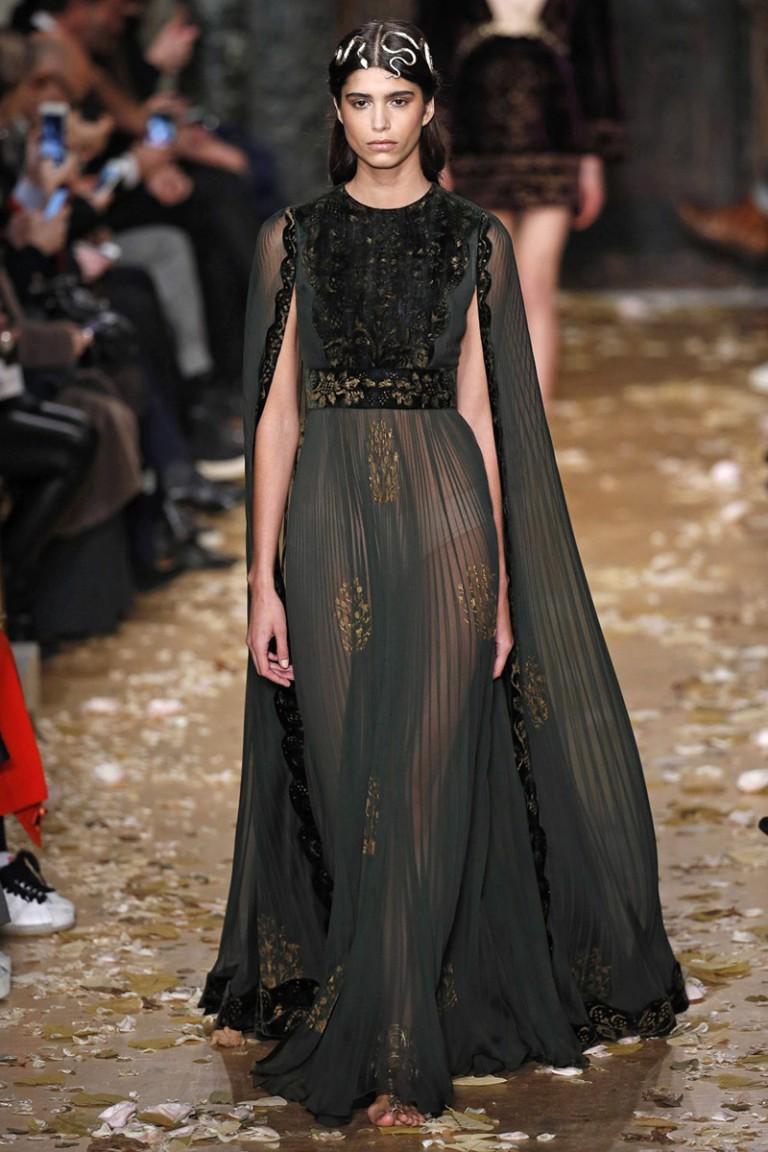 fe7825d6d De diosa romana - Vestidos de Alta Costura que nos gustaría ver en ...