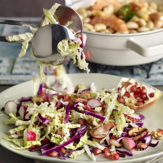 Las ensaladas más ligeras para los meses de calor