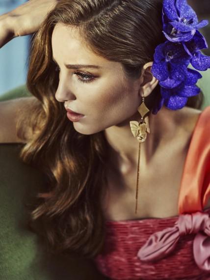 Marisa Berenson, eterna musa en la moda - Foto 1