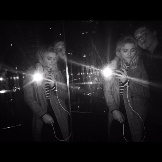 La relación de Chloe Grace Moretz y Brooklyn Beckham