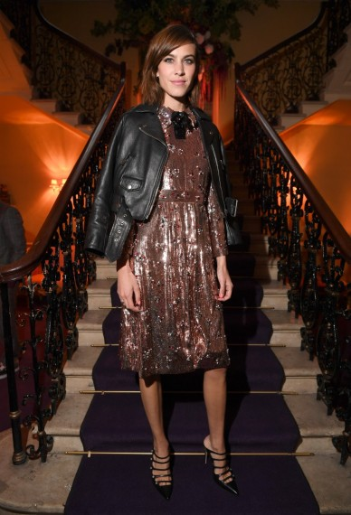 Las celebrities en la fiesta de Gucci - Foto 1