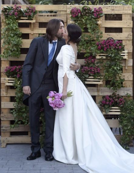 La boda de Sara Verdasco y Juan Carmona