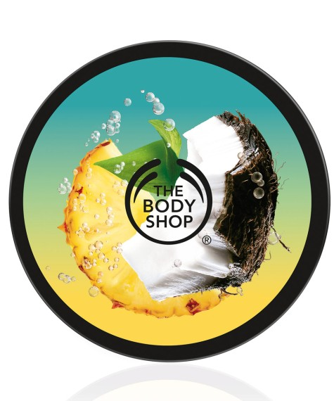 Manteca corporal Piñita Colada de The Body Shop