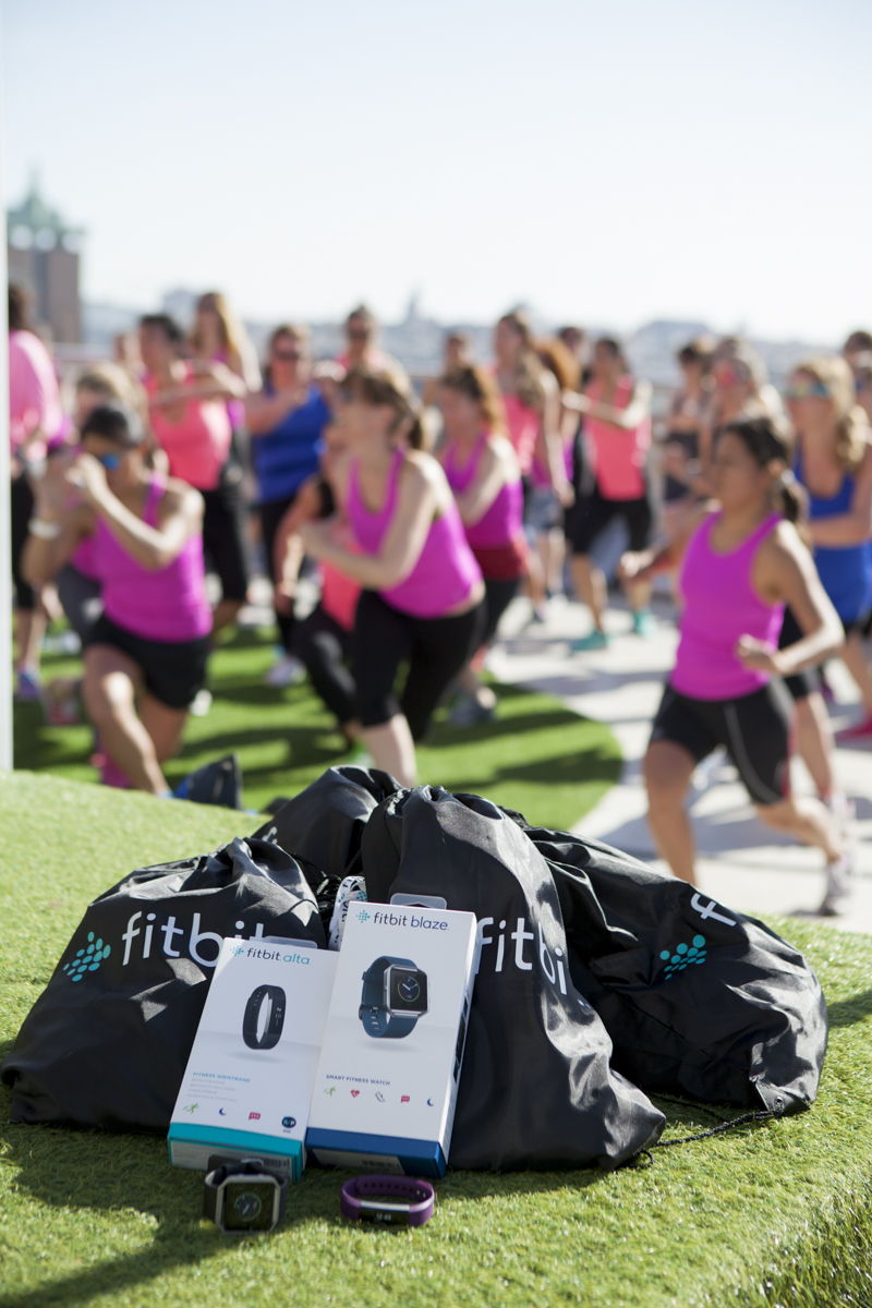 Cuarto encuentro Sports Angels by Fitbit https://e00-telva