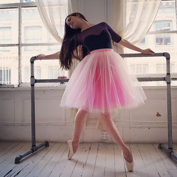 El entrenamiento de Ballet Beautiful