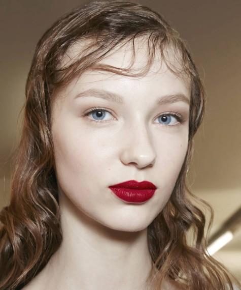¡Así te pintarás los labios este otoño!
