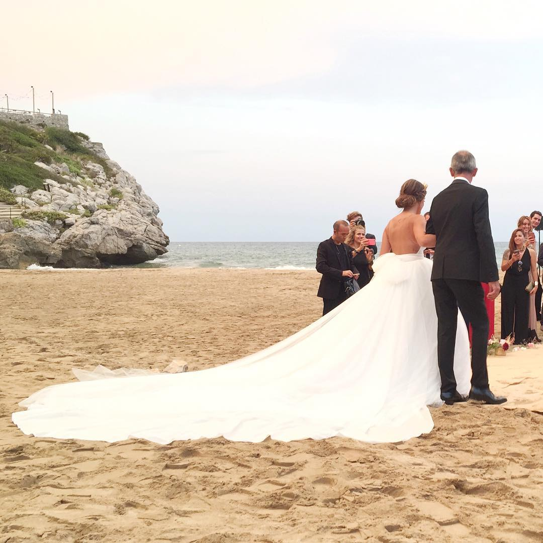 Precio vestido novia dulceida
