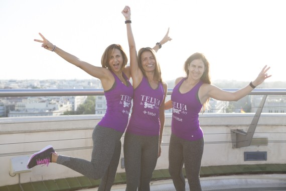 Entrenamiento Sports Angels by Fitbit