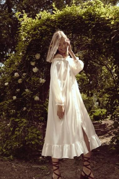 Inspiración para novias: el pijama