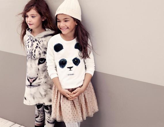 Así es la nueva colección H&M Kids en colaboración con WWF