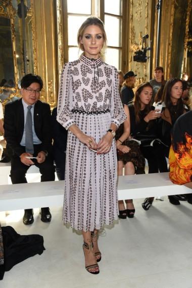El estilo de Olivia Palermo durante las Fashion Weeks