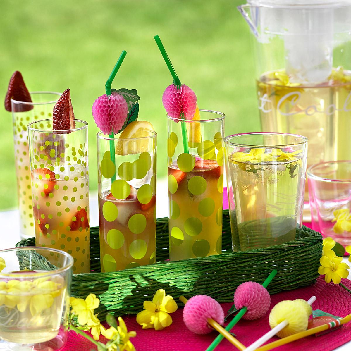Limonada con fresones