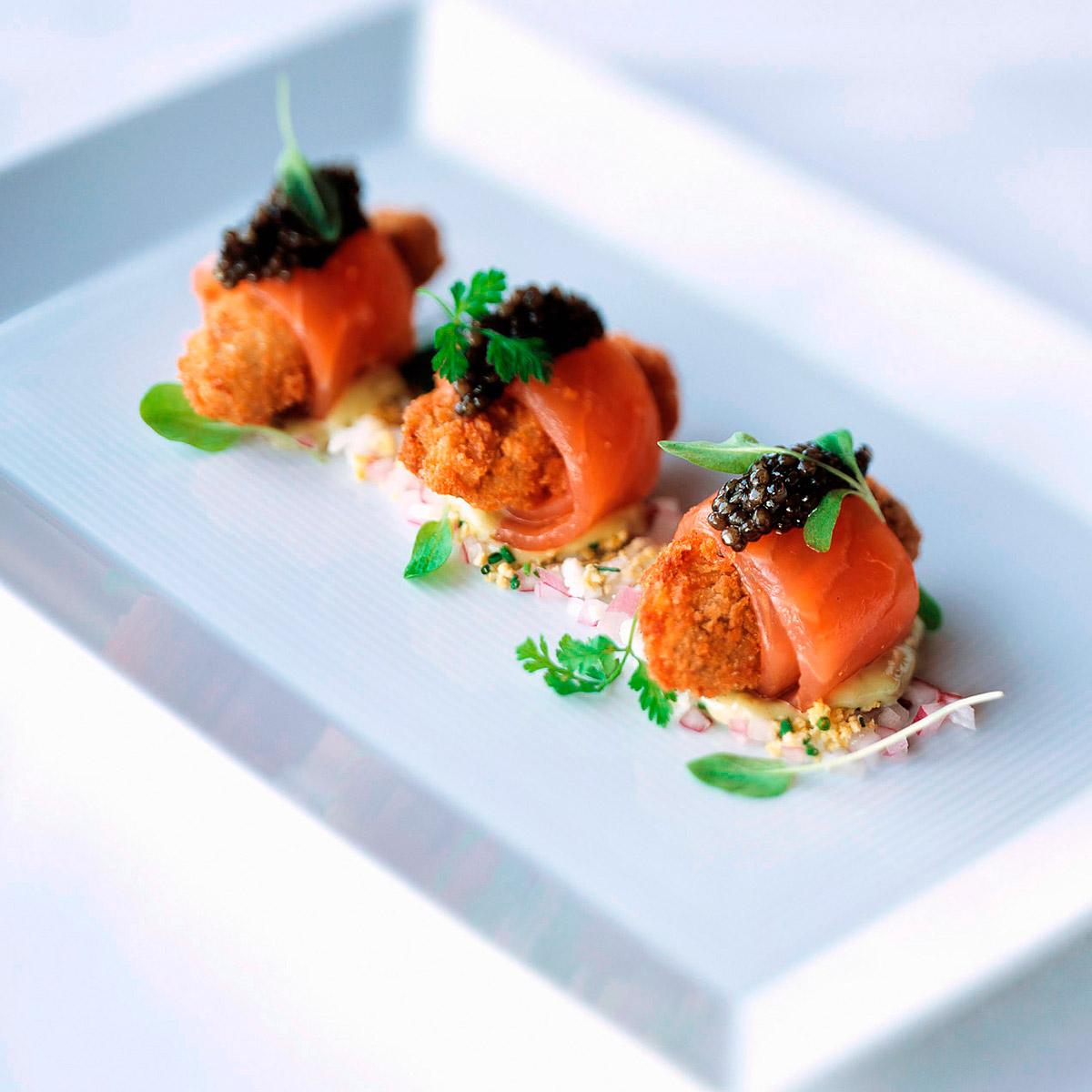 taquitos salmon - Salmã N Marinado Recetas