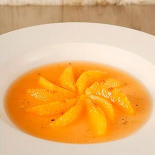 Aliño de naranja