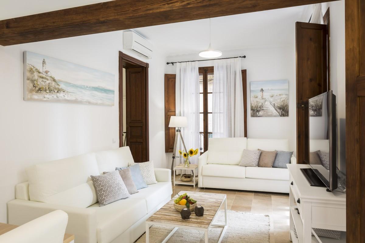 Alojamiento de booking en Palma