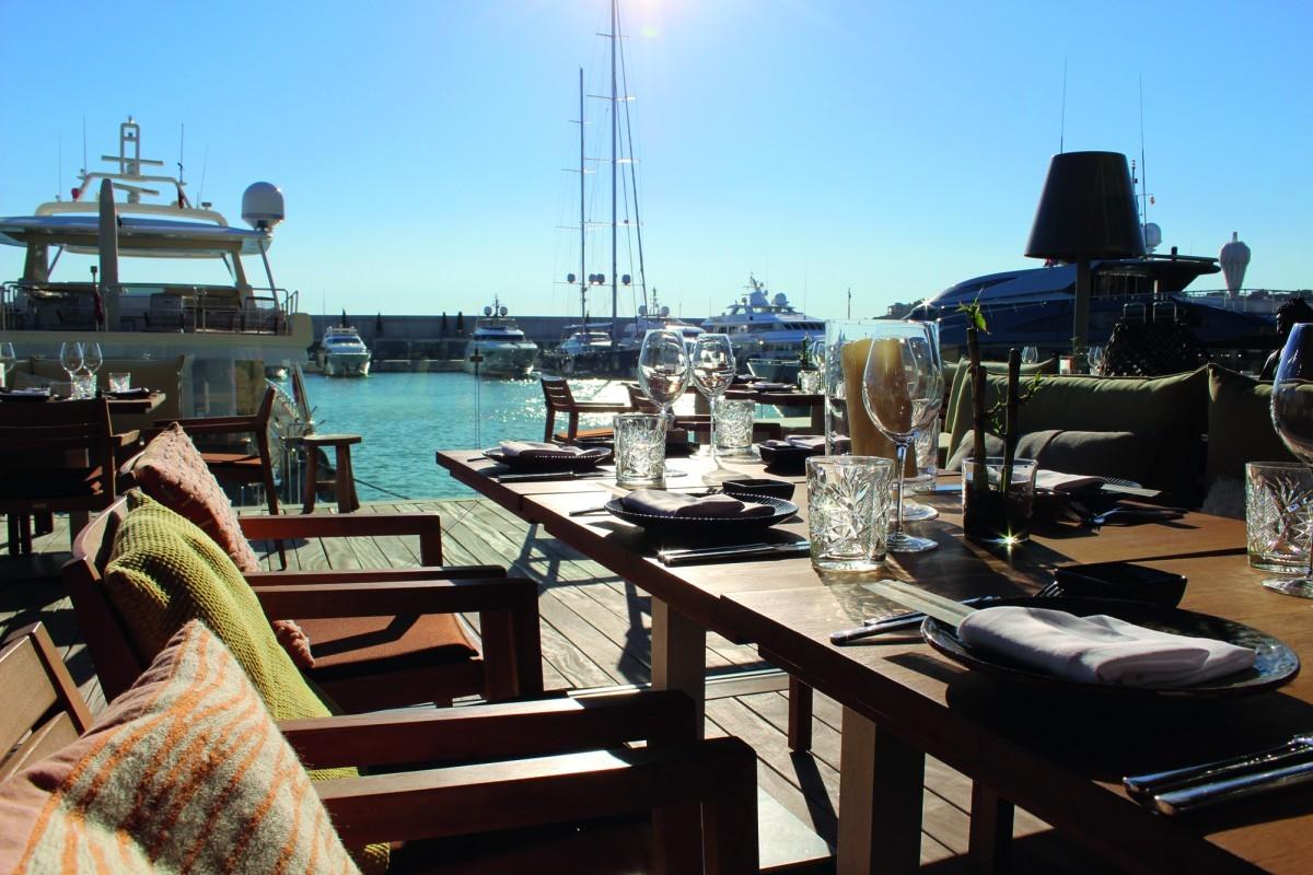 Restaurante lujoso en Mallorca
