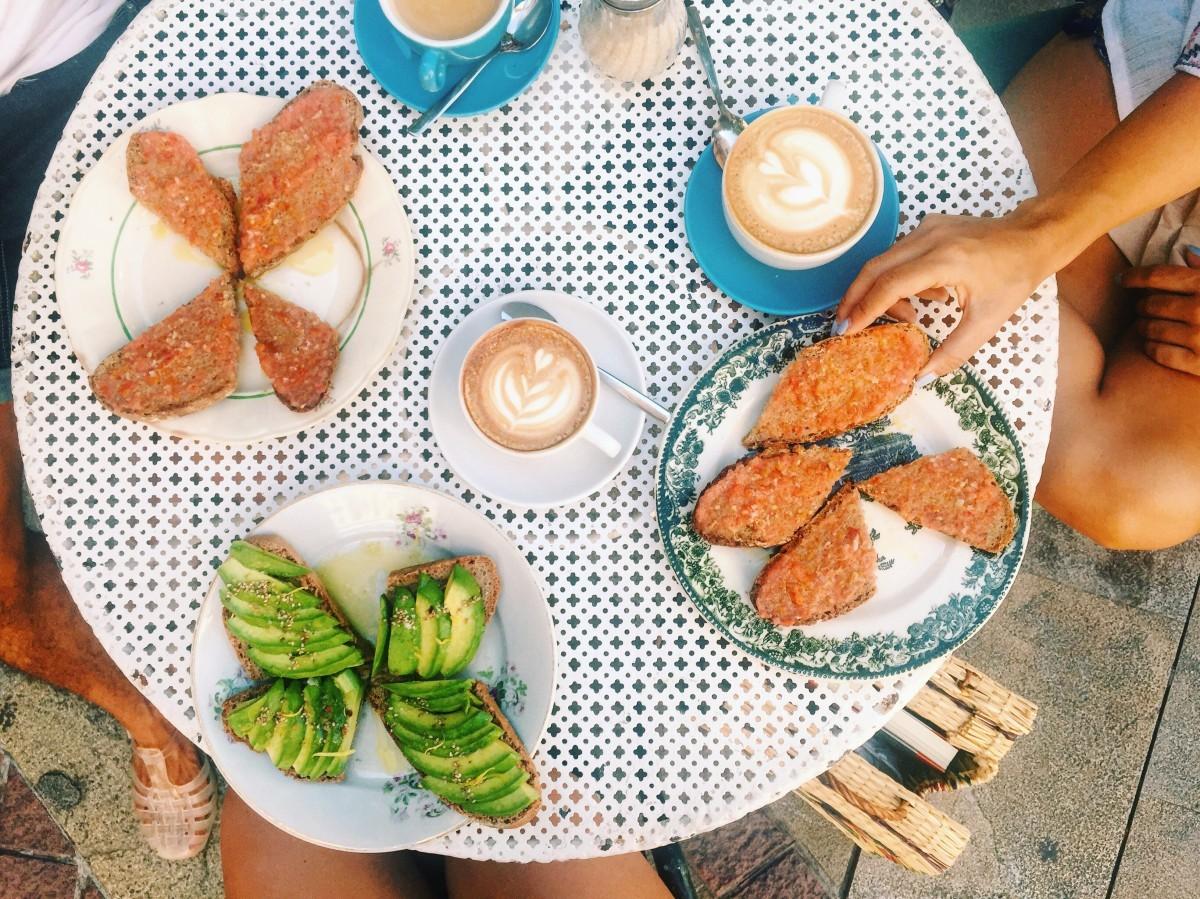 Desayunar en La Molienda