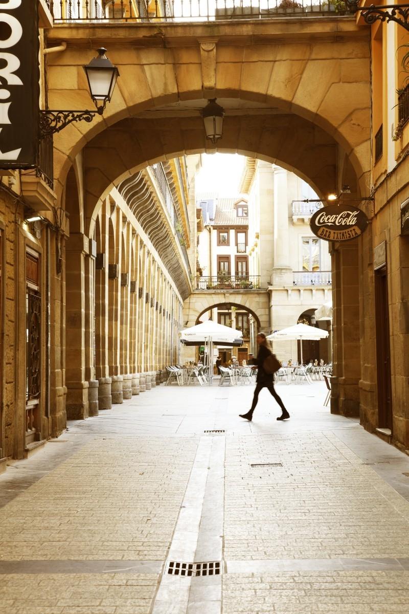 Viajamos hasta El País Vasco para descubrir San Sebastián, ciudad...