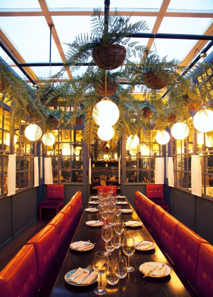 Chin Chin es uno de los restaurantes de San Sebastián, que además ha...