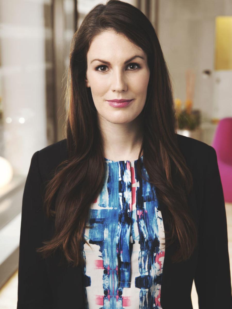 Anna Guedda, responsable de Sostenibilidad de H&M.