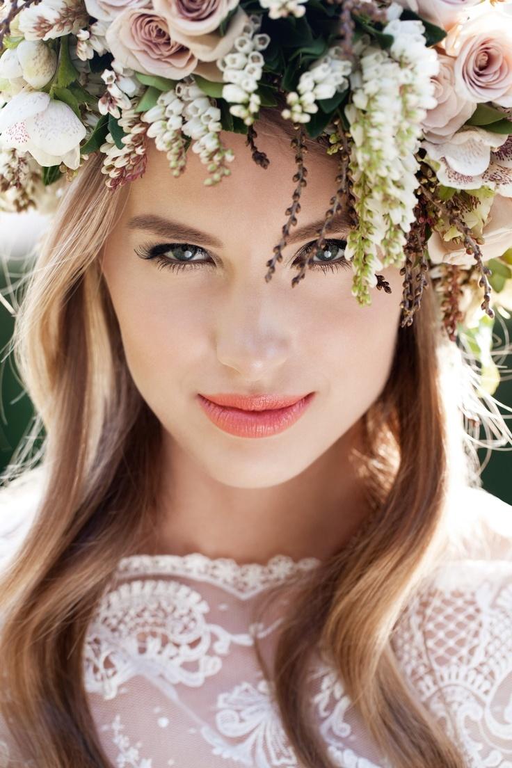 Una de las cosas que más nos gustan de las novias de otoño son esas...
