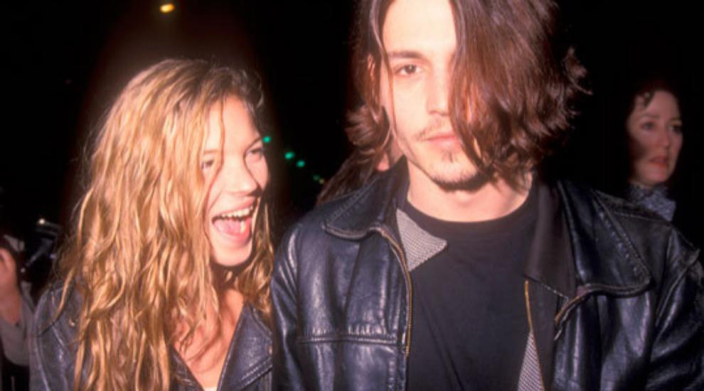 En los 90, Kate ya era una auténtica diosa del estilo. Eran tiempos...