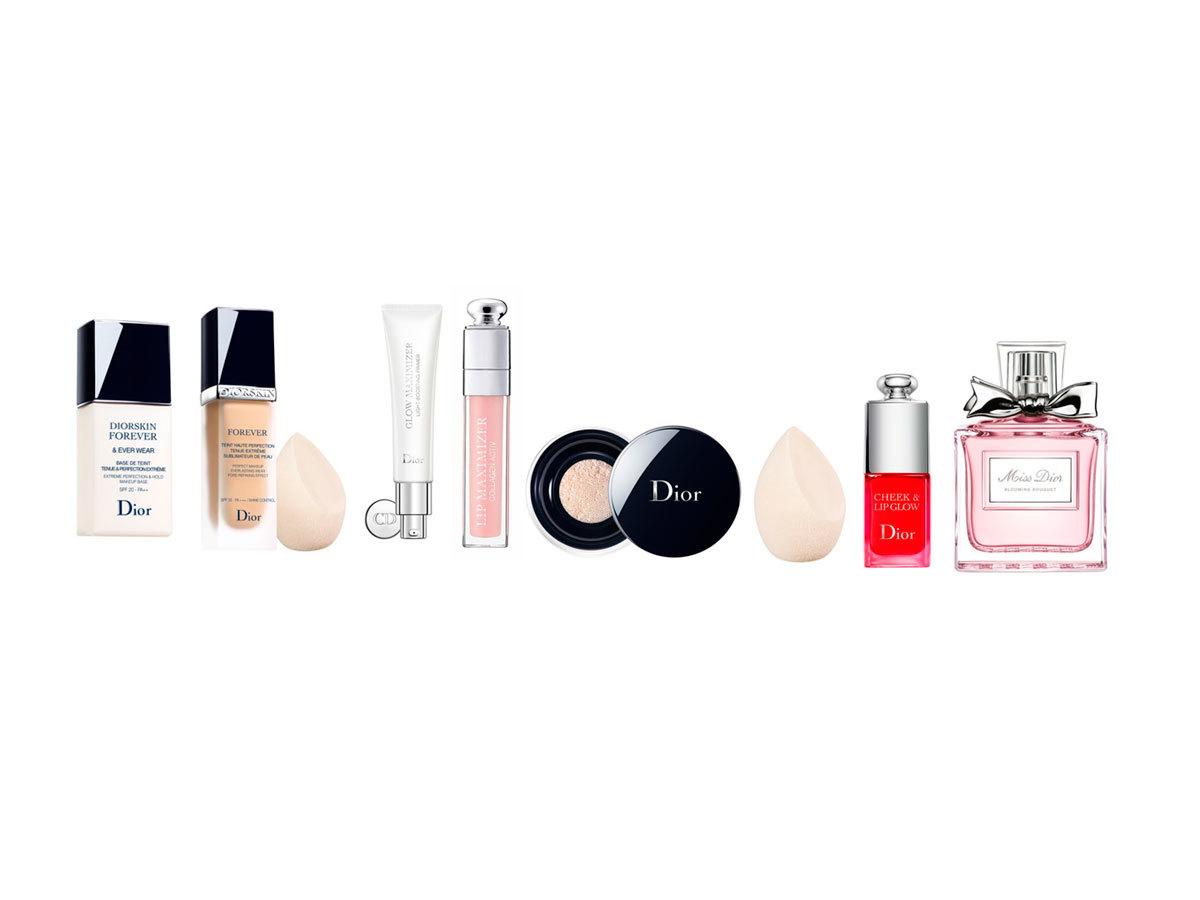 Forever Primer Base de Dior (43,50 euros). Forever FDT Fluide de Dior...