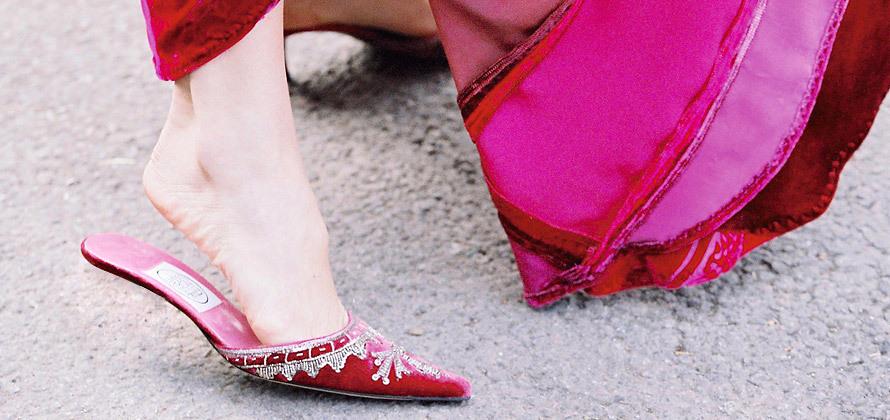 ¿Invitadas con zapato plano? Te demostramos que sí se puede con...