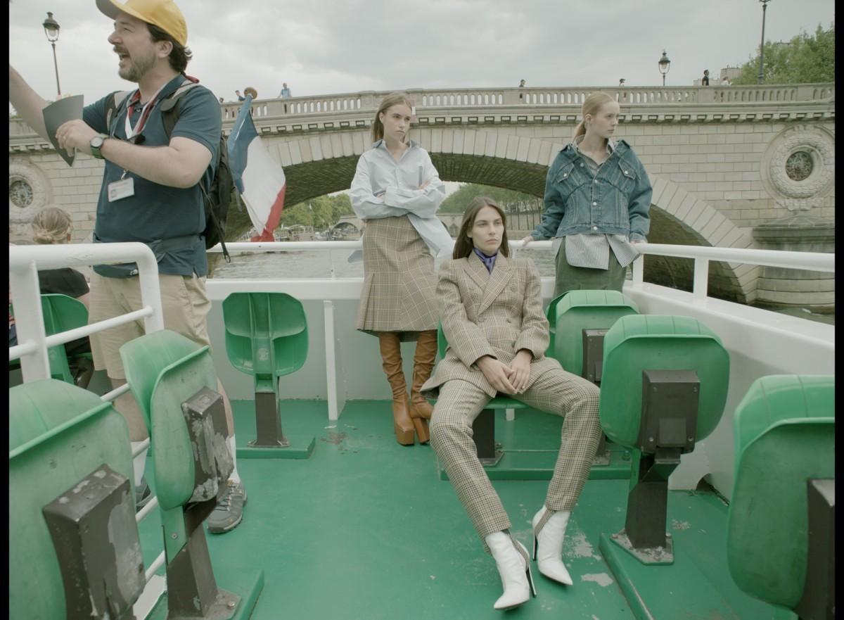 Imagen del fashion film de Balenciaga y mytheresa.com
