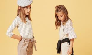 c3cc07ea4 Ropa para niños y niñas. La moda infantil más actual