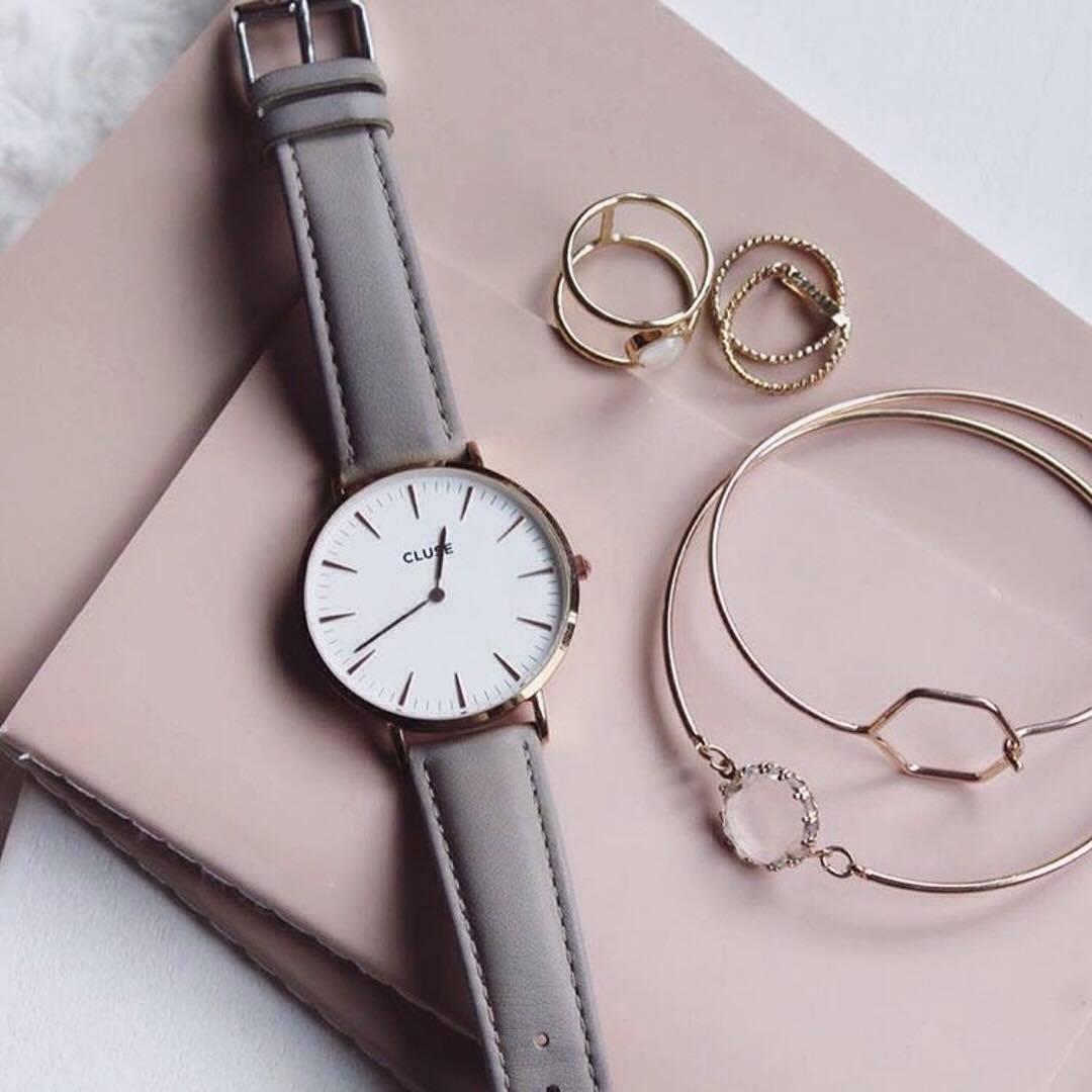Reloj de Cluse, de 159 a 89,95 euros.