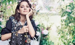 Marion Cotillard es la imagen de la nueva campaña de Dior.