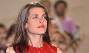 Carlota Casiraghi durante el CS15 de Mónaco.
