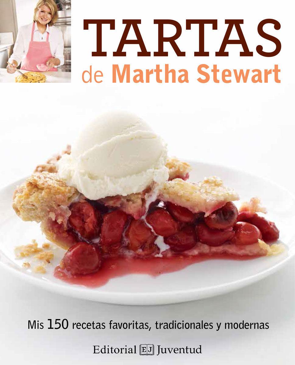 Marta Stewart publica su nuevo libro de postres, Tartas. Con más de...