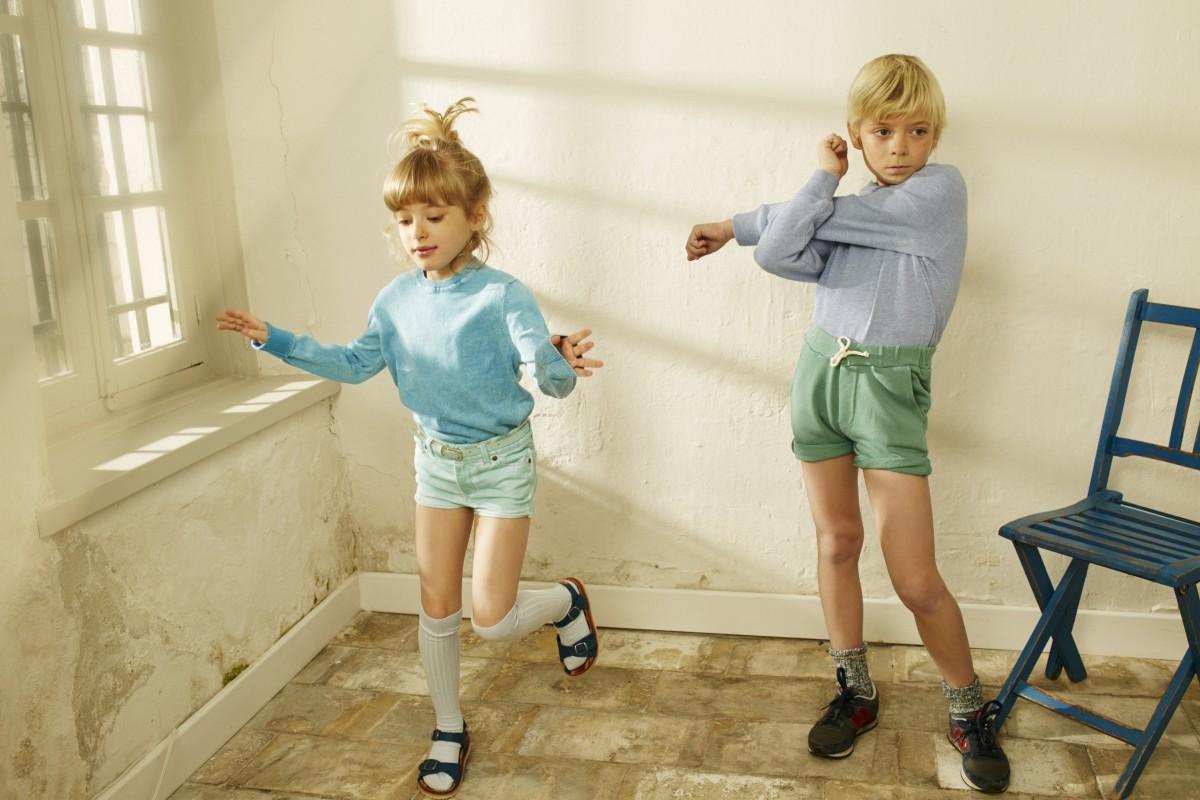 Los niños necesitan correr, reír, jugar, distraerse, curiosear,...