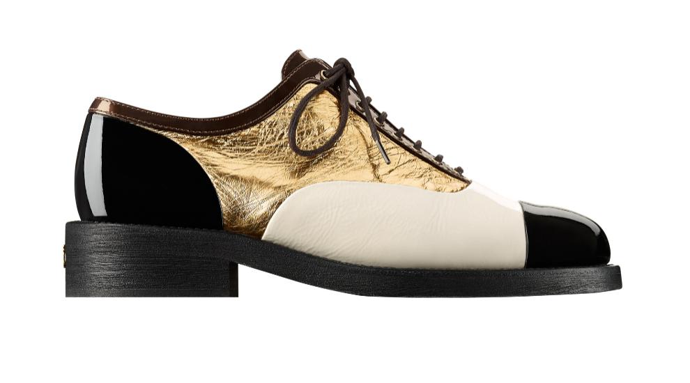 El nuevo zapato de la Colección Crucero de Chanel.