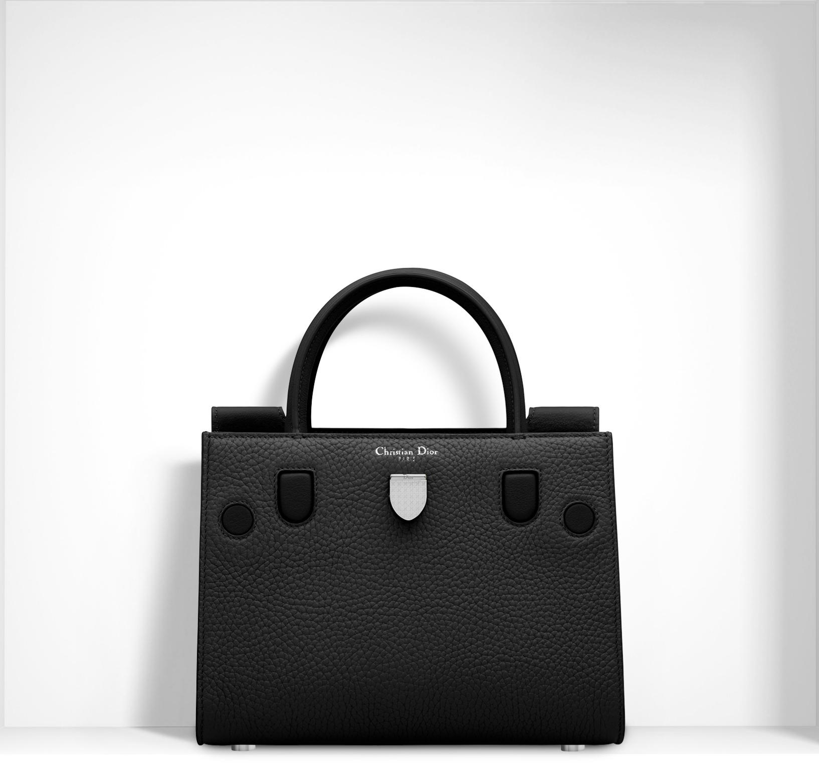 """Mini """"Diorever"""" negro. De Dior, (p.p.v.)"""