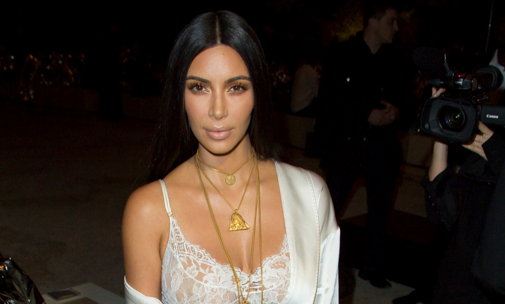 Kim Kardashian reaparece en Instagram después de anunciar que...
