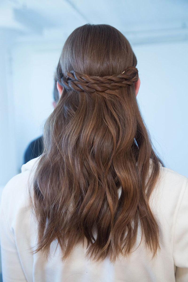 Videos de peinados para novia