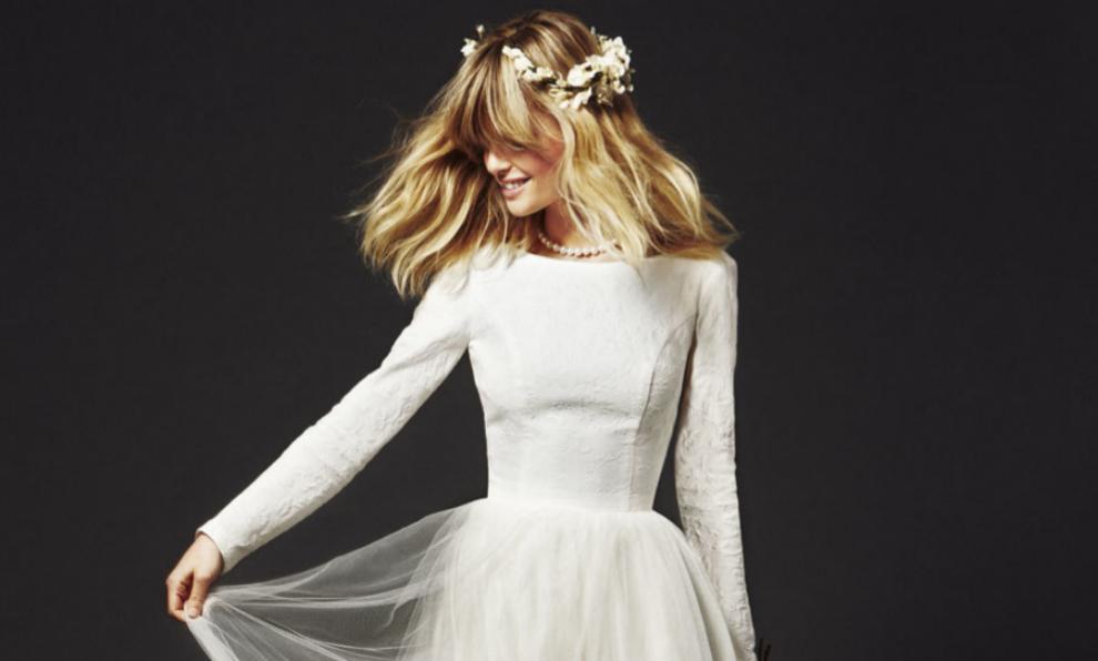 6 sencillos peinados para novias que amarás