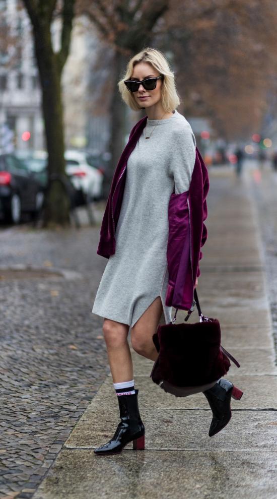 Lucir calcetines se ha convertido en uno de los trucos de estilo de...