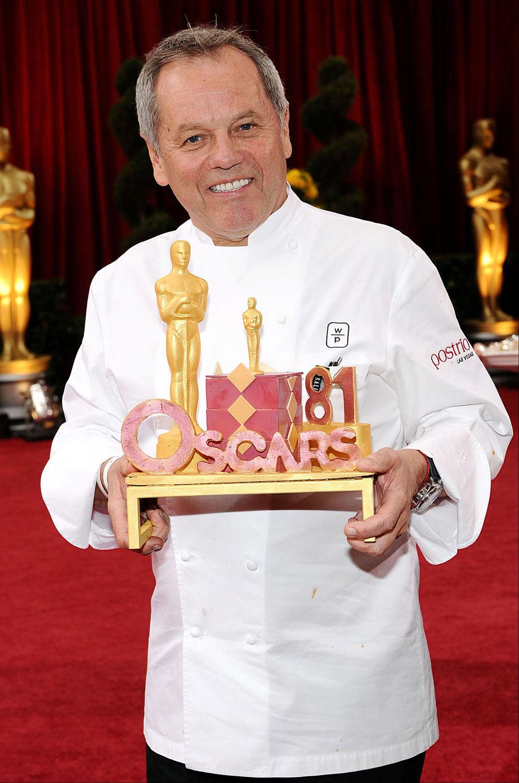 Wolfgang Puck es uno de los chefs más cotizados de Los Ángeles.