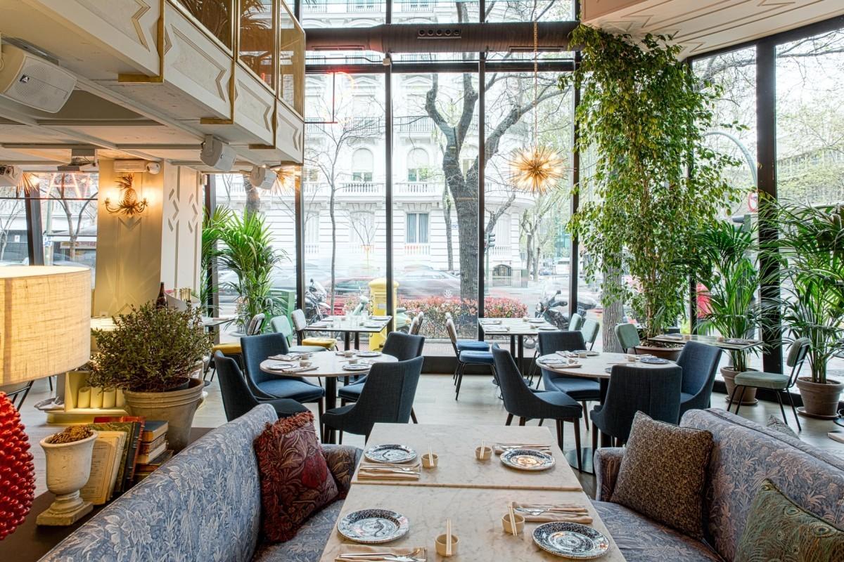 20 restaurantes en madrid por menos de 20 euros for Restaurante calle prado 15 madrid