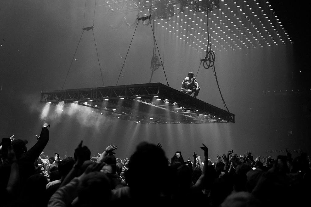 Saint Pablo Tour de Kanye West